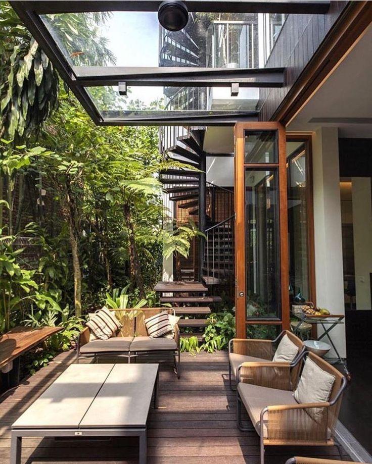 Terrace Garden Ideas In Hyderabad Kitchen For Your Rooftop: Pin De Mozart Behn De Oliveira Em Arquitetura