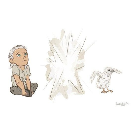 Little Rowan Whitethorn || this is actually my favourite thing