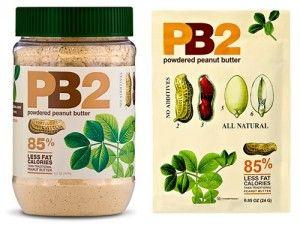 PB2 -- Full Peanut Butter Taste, 85% Fewer Fat Calories [Review] - Lean It UP