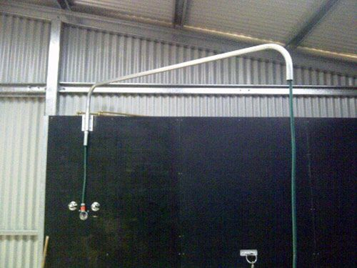 Wash Bay Horse Pinterest Pvc Pipes Bays And Products
