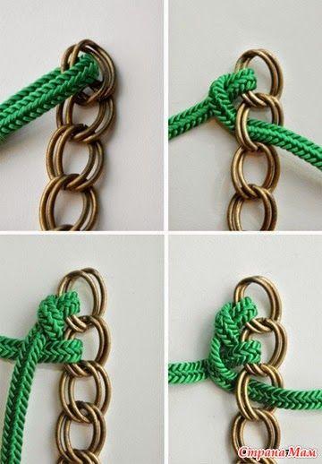 Irish crochet &: Сумка