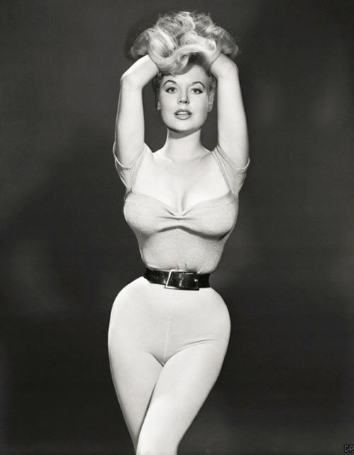 Бетти Бросмер, 1950-е