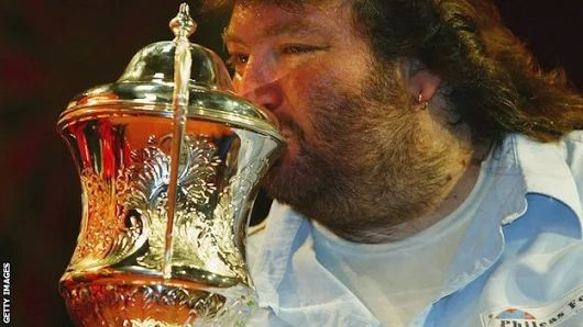 BBC Sport - Andy Fordham secures Grand Slam of Darts place