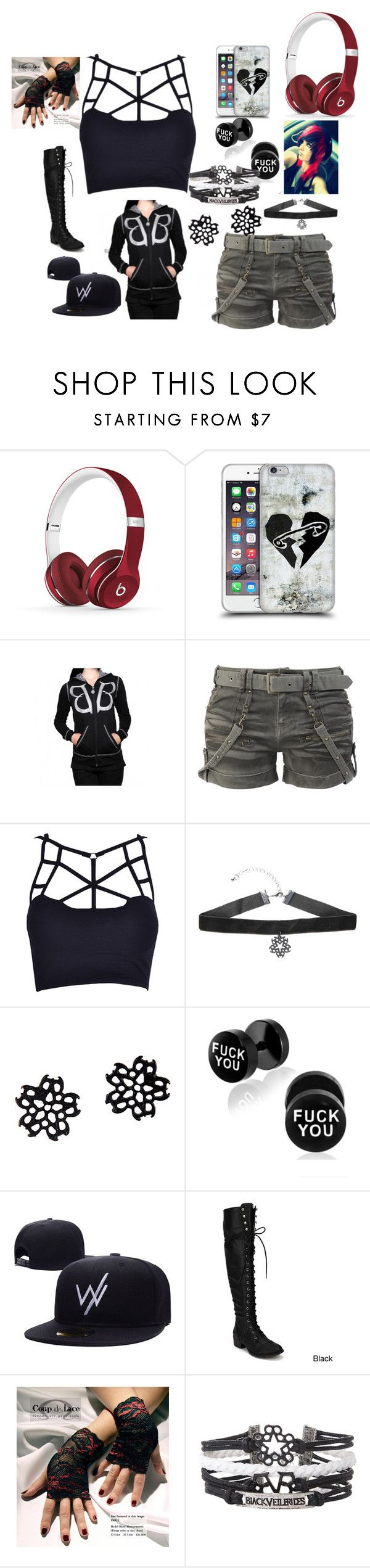 """""""Children surrender"""" by laughing-alice on Polyvore featuring Beats by Dr. Dre"""