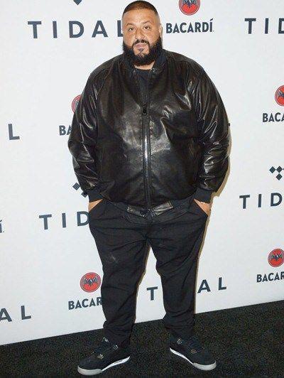 4cf2ec58b DJ Khaled Height Weight Shoe Size