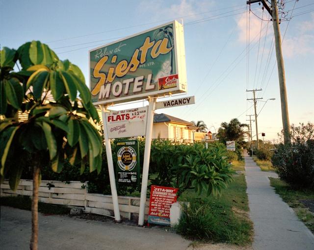 siesta motel, surfers paradise, 1975