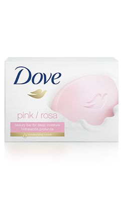 Discover Dove Pink Beauty Bar.  The scent is very clean and comforting to me, I use it to wash my face and everything inbetween