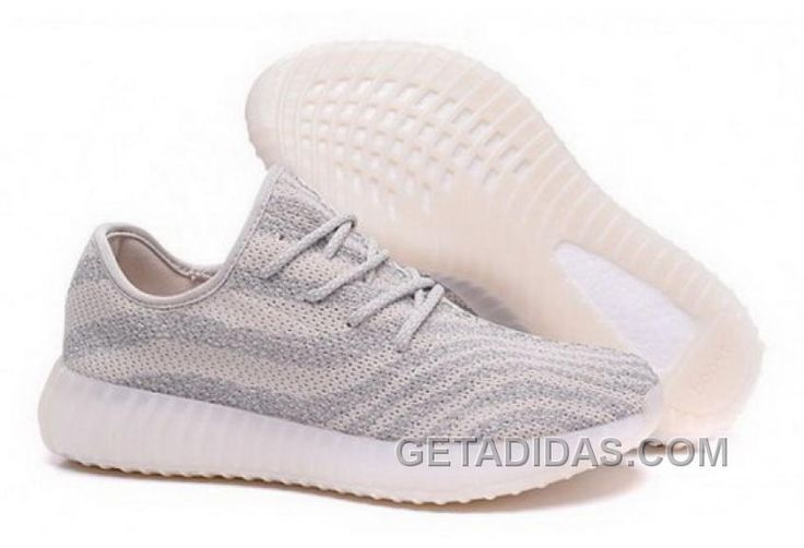 http://www.getadidas.com/mens-adidas-yeezy-boost-550-grey-white-shoes-discount.html MENS ADIDAS YEEZY BOOST 550 GREY WHITE SHOES DISCOUNT Only $100.00 , Free Shipping!