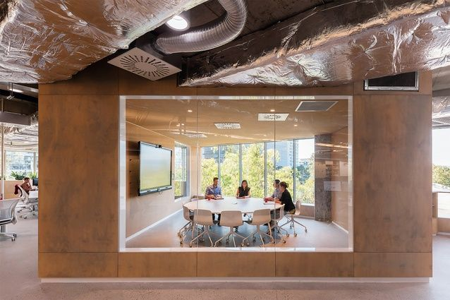 Frasers Property Australia Head Office by BVN
