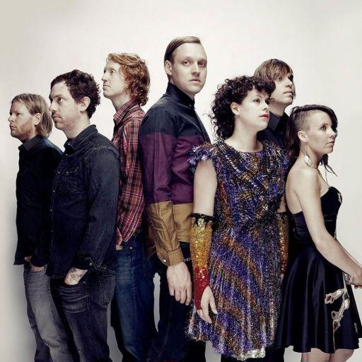 Discover, share & listen to Arcade Fire on http://LetsLoop.com #Glastonbury