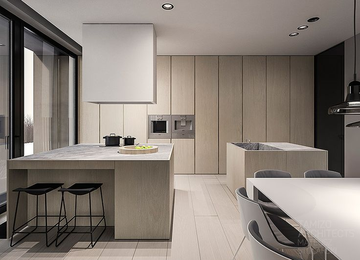http://boomzer.com/a-solitary-or-family-home-interior-of-grey/huge-kitchen-island-white-eames-dining-chairs-bulb-lamp-hanging-white-wood-flooring-kitchen-hook-downlight-large-glass-windows/