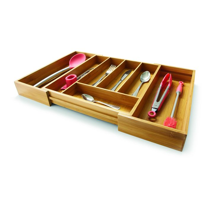 Expandable Cutlery Tray | Kmart