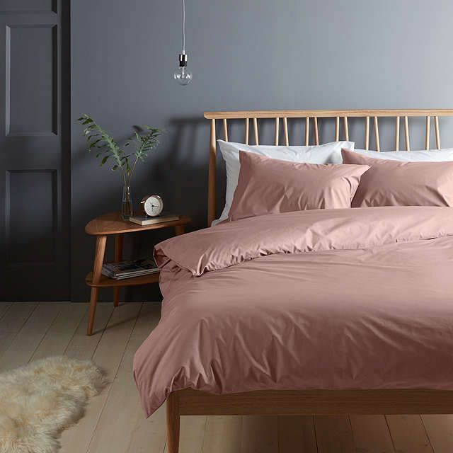John Lewis Perfectly Smooth 200 Thread Count Egyptian Cotton Bedding at John Lewis