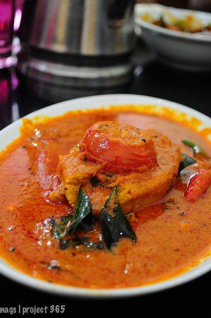 Kerala Fish Curry. Like no other!