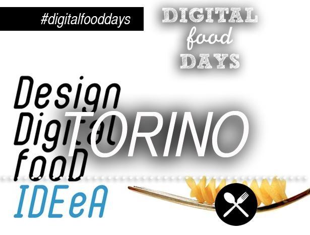"#DigitalFestival 2013 #Torino....  ""D come #Design, #Digital & #fooD"" da #IDEeA a #Venaria Reale - 17 maggio 2013  #SocialEating con @digital_fest @Gnammo The Social Eating e @lagonzi Francesca Gonzales #DigitalFoodDays"