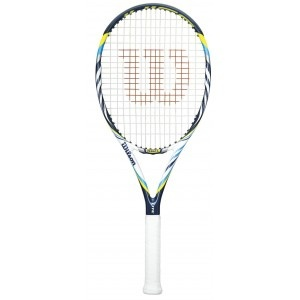 The Juice 100L is a new racquet available now at Tennis Warehouse Australia $219.00