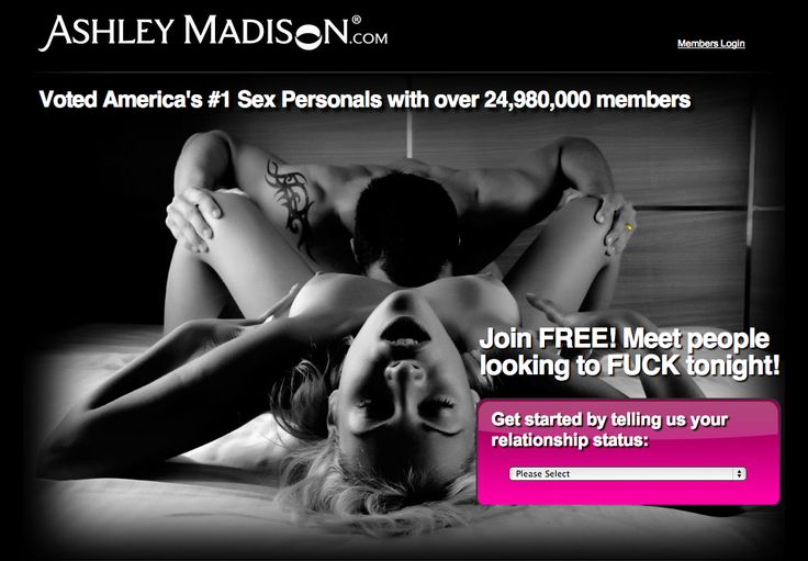 what learn from ashley madison