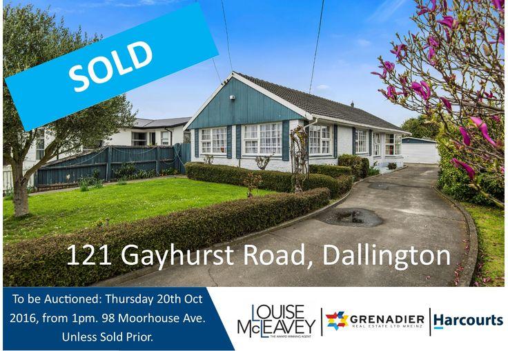 121 Gayhurst Road, Dallington #Auction