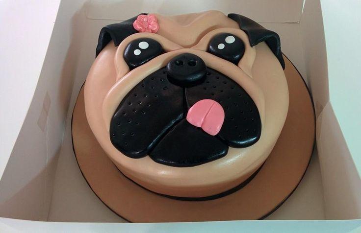 Pug cake (Violeta Dulce)