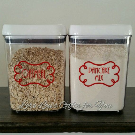 Check out this item in my Etsy shop https://www.etsy.com/listing/262089095/kitchen-labels-cooking-ingredient-labels