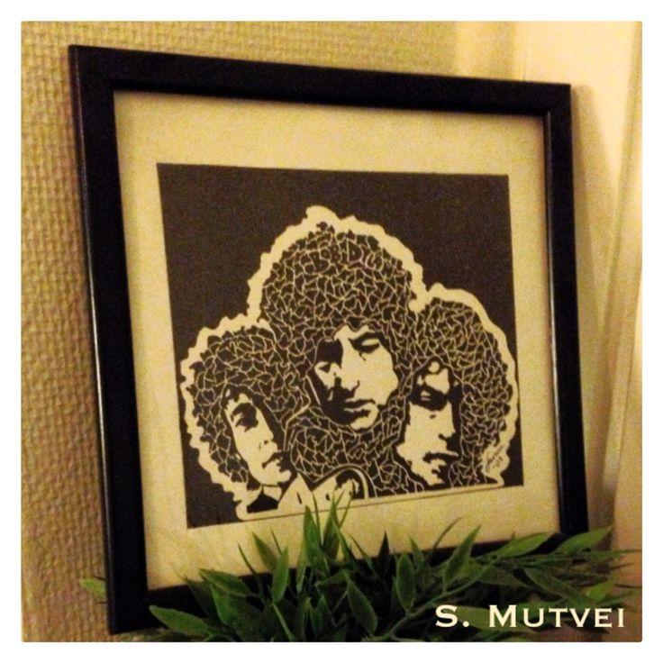 Bob Dylan x3