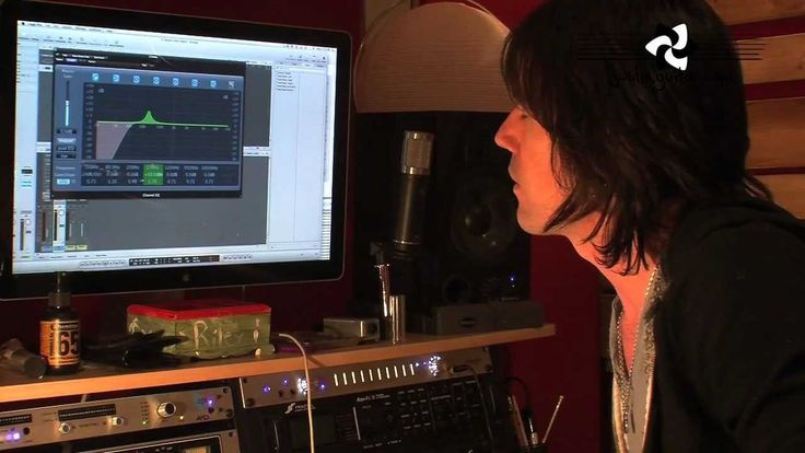 Pete Thorn's new studio and recording tips! Part 2