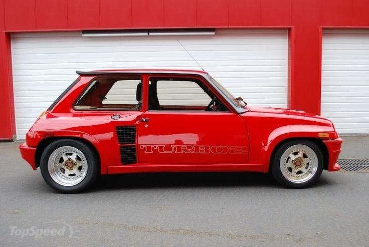 1985 Renault R5 Turbo