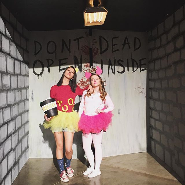 15 Adorable DIY Disney Costumes For BFFs                                                                                                                                                                                 More