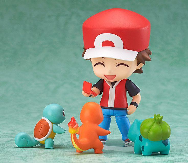 Pokemon Trainer Red nendoroid⊟