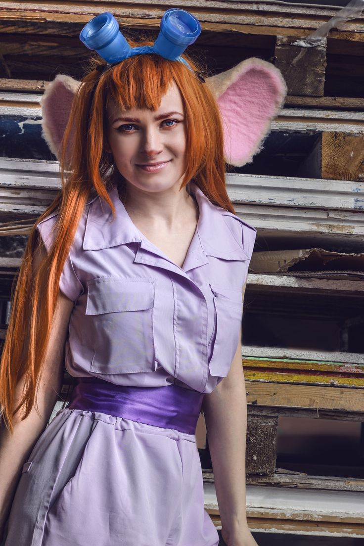 Gadget (Chip 'n Dale) cosplay by emmagucci