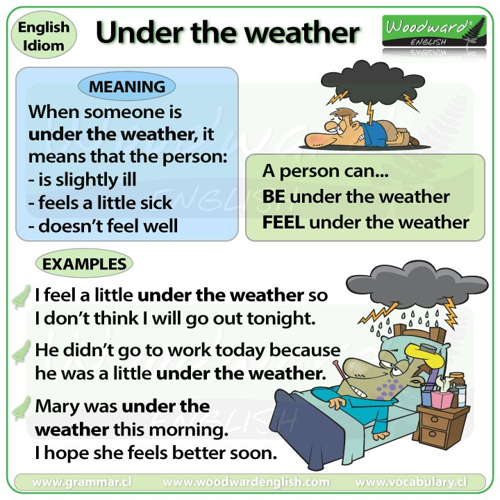 29 best weather idioms images on Pinterest | Redewendungen, Wetter ...