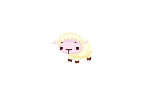 Sheep Vector Graphics #farmvector #sheepvector #vectorpack http://www.vectorvice.com/farm-vector