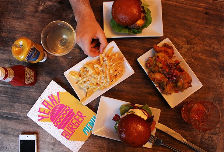 Yeah! Burger, Kings Cross London  ~ Makeup and Beauty Blog - A Little Obsessed