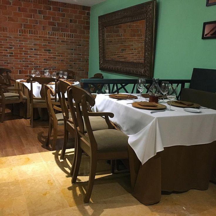 ¡Tenemos un lugar reservado para ti para que disfrutes de San Telmo!  #GrandesMomentos #cena #vacaciones