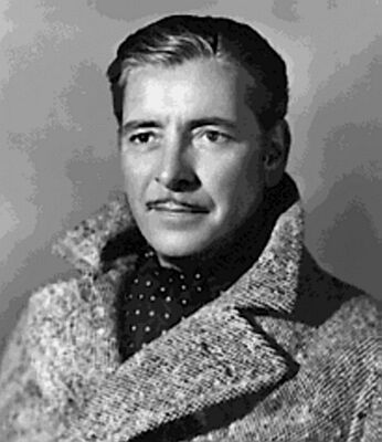 Ronald Colman, who had one of the most beautiful speaking voices.