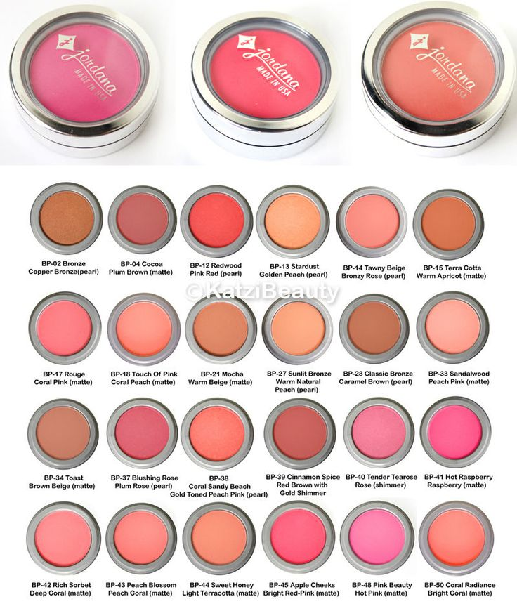 1 Jordana Powder Blush ***PICK ANY 1 COLOR****  | eBay