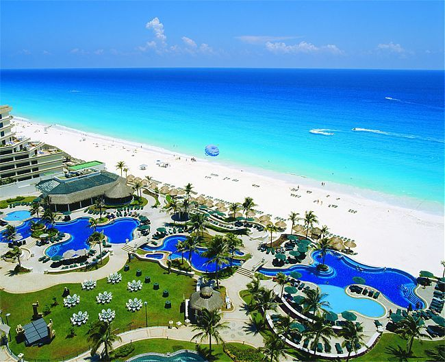 TOP 5 Luxury Hotels in Cancun JW Marriott Cancun Resort & Spa     Discover a luxury Cancun resort in the JW Marriot Cancun, a AAA Five Diamond Hotel that offers the best luxury vacations in Mexico. Explore this exlclusive resort and discover their spectacular Mayan - Inspired Spa.