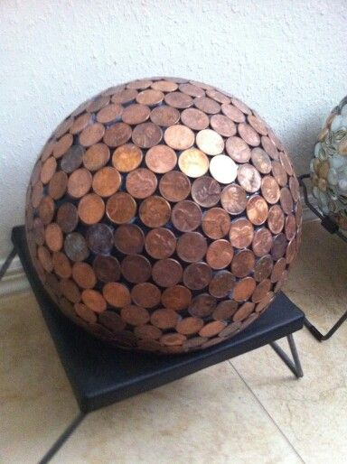 Crafts With Pennies Pinterest