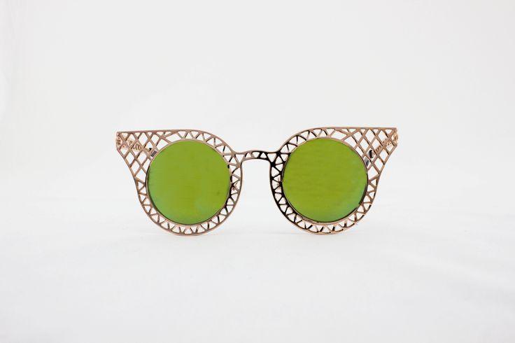Stilsicht Sonnenbrille Modell 'Flower' - 38 Euro
