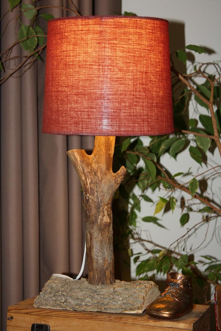 20 Best Rustic Lamps Images On Pinterest Rustic Lamps