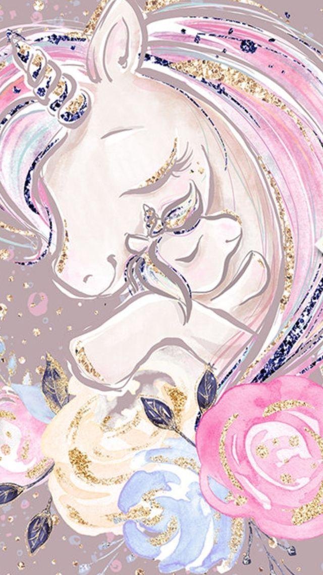 Pin By Edivania Leite Leite On Ilustracion Unicorn Wallpaper Unicorn Art Unicorn Pictures