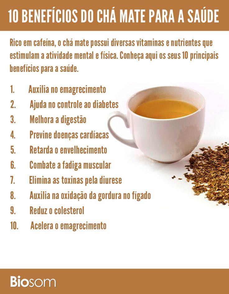 Beba um chá mate após o almoço para melhorar a sua digestão. O chá mate age como um inibidor de apetite natural, devido à lentidão de esvaziamento gástrico, ele promove a liberação dos sucos digestivos, principalmente, a bile o que promove uma melhora na digestão. Veja mais aqui. #chá #chámate #alimento #alimentação #alimentaçãosaudável #bemestar #saúde