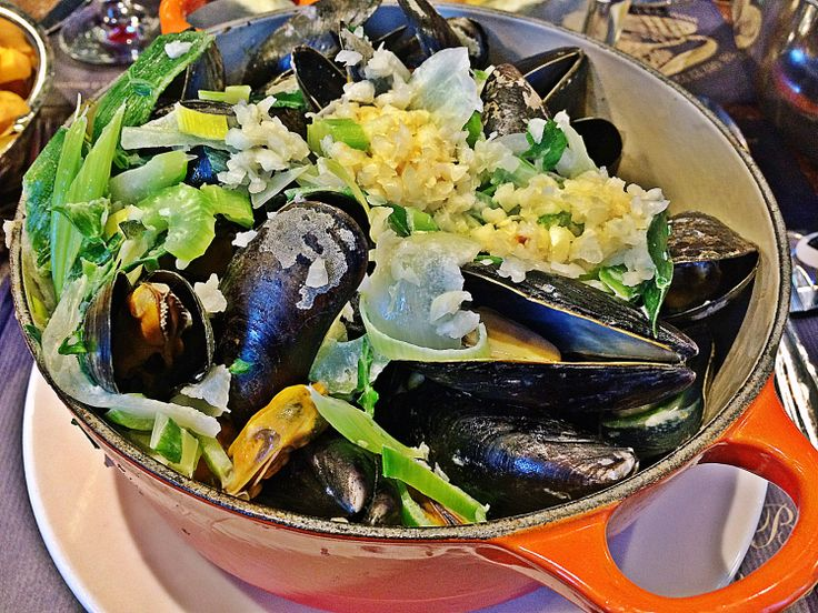 moules in Dinant