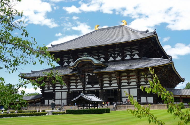 Kyoto's Todai-ji Temple, Japan