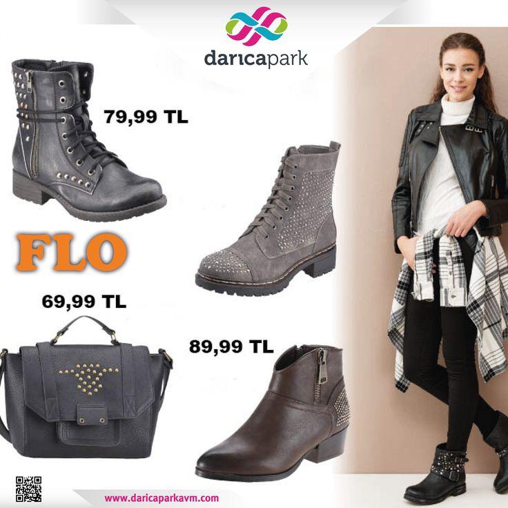 Kış mevsimini hareketlendirin. Flo'da büyük kış indirimi başladı! Flo #DarıcaParkAVM 1. katta!