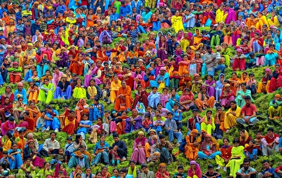 Colour Festival in India