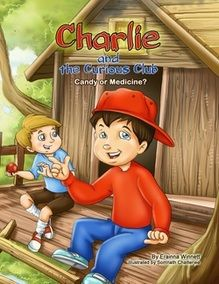 Charlie and the Curious Club: Candy or Medicine? and a giveaway! Great book for Red Ribbon Week!