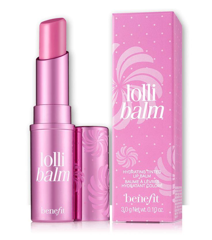 lollibalm orchid lip balm | Benefit Cosmetics
