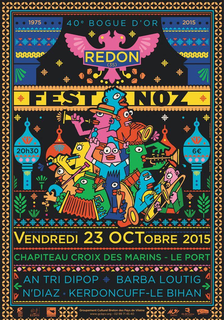 Fest-Noz Bogue 2015
