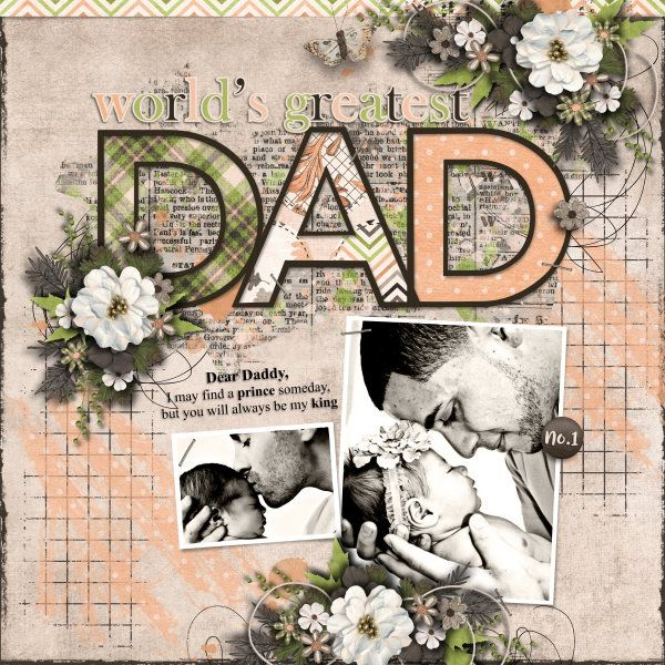 Template Making Memories #10 by Heartstrings Scrap Art Kit Waiting for Autumn by Created by Jill.